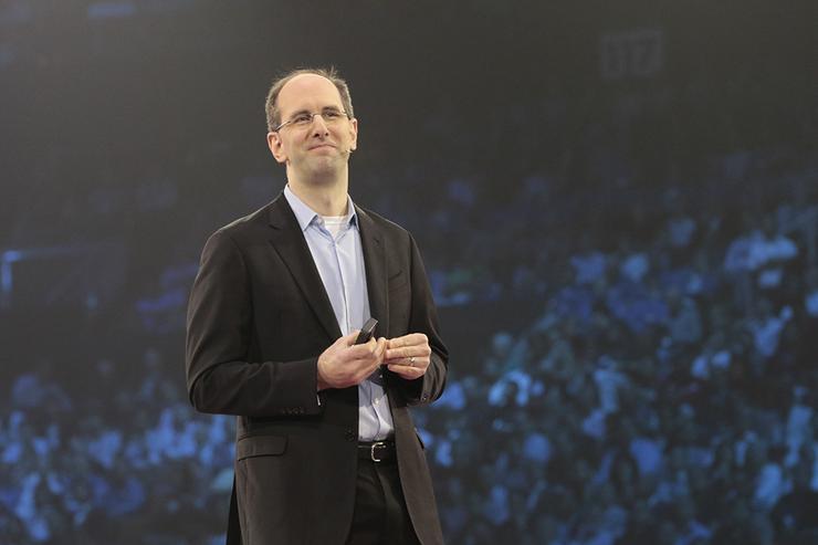 Scott Guthrie - Executive Vice President, Cloud and Enterprise, Microsoft