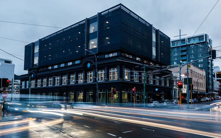 Xero's new Wellington headquarters