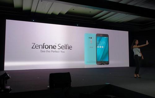 The Zenfone Selfie.