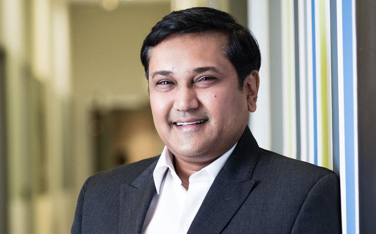 Lenovo APAC director of channel, SMB and alliances,Ashwini Bhatnagar