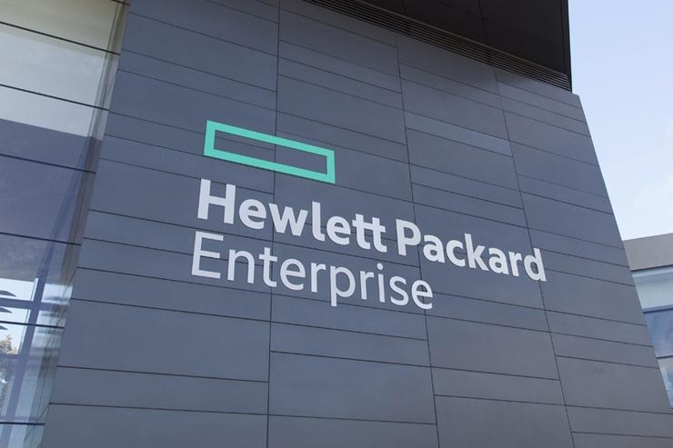 Hewlett Packard Enterprise Company (NYSE:HPE)