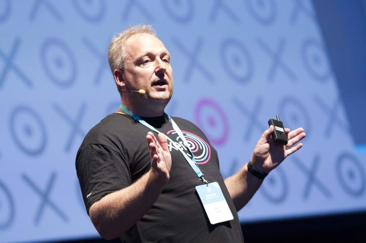 Rod Drury -- Xero founder and CEO