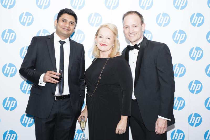 ​IN PICTURES: 2015 Reseller News ICT Industry Awards - The HP Wall