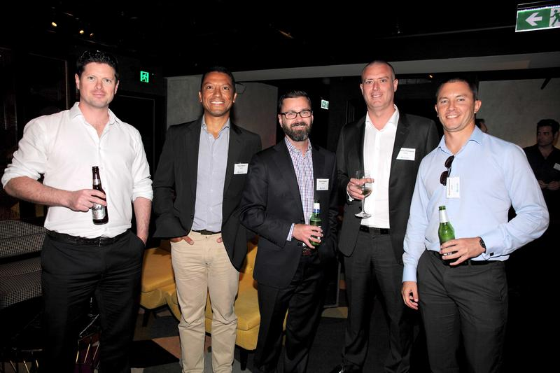 Zscaler Australia toasts the channel at Xmas drinks