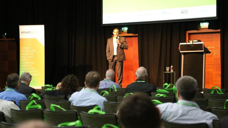 IN PICTURES: VeeamON Tour hits Sydney