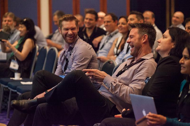 IN PICTURES: EDGE 2015 - Day Two keynote and plenary session (+45 photos)