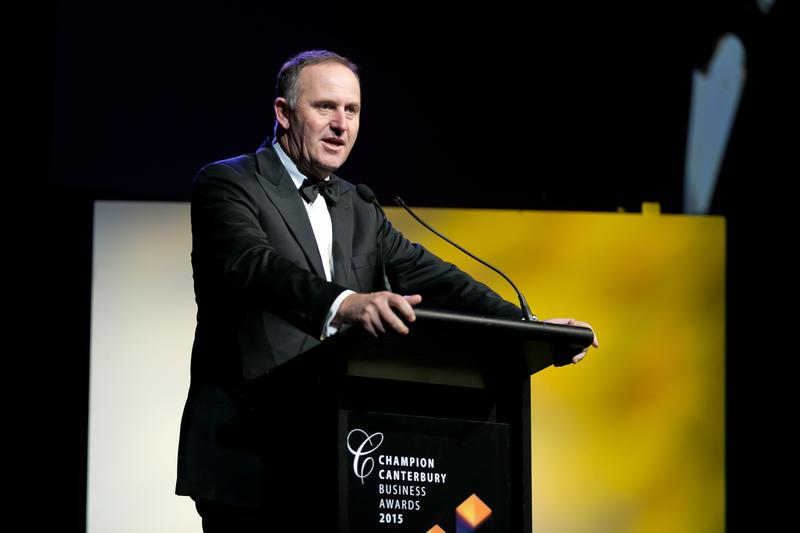 ​​​IN PICTURES: South Island's finest honoured at the Champion Canterbury Business Awards (Part 3)