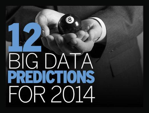 In Pictures: 12 Big Data predictions for 2014