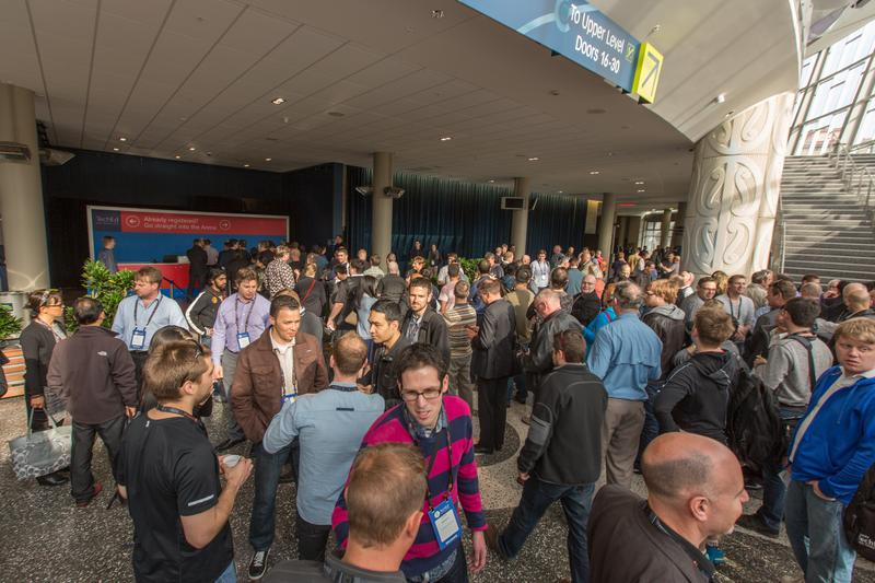 In pictures: Microsoft kicks off TechEd 2014 in New Zealand