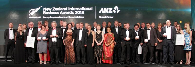 IN PICTURES: NZ International Business Awards