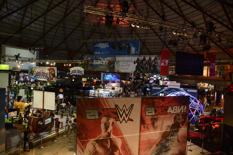 IN PICTURES: Thousands of gamers flock to EB Games Expo