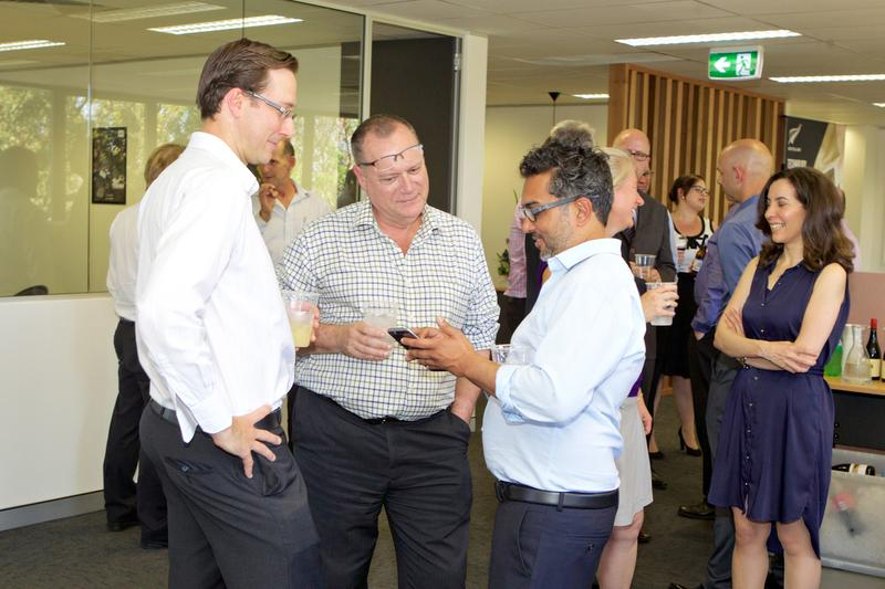 ​IN PICTURES: Christchurch crosses the Tasman as Tait Communications opens regional HQ in Sydney