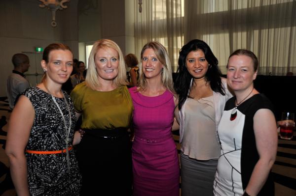 Memory Lane Monday - Best of 2012 ARN Women ICT Awards