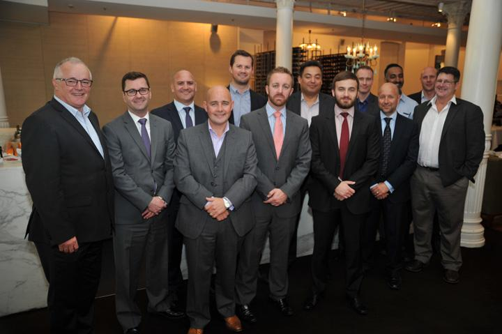 IN PICTURES: ARN Building Security Partnerships roundtable