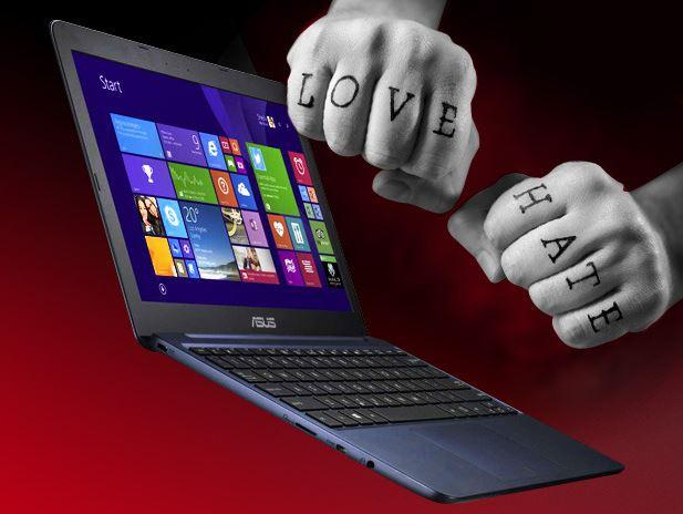 In Pictures: 5 things we love, hate about the ASUS X205 notebook