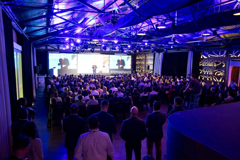 IN PICTURES: Google Atmosphere Live (+43 Photos)