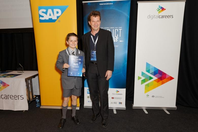 IN PICTURES: SAP Young ICT Explorers Sydney - Winners (+43 photos)