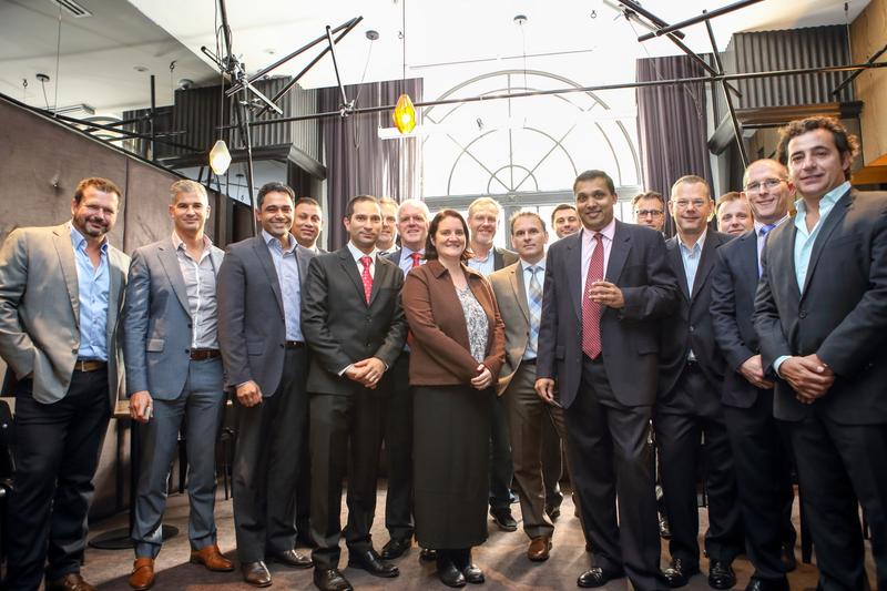IN PICTURES: ARN Roundtable - Generation Cloud: Building Next Gen Applications and Services