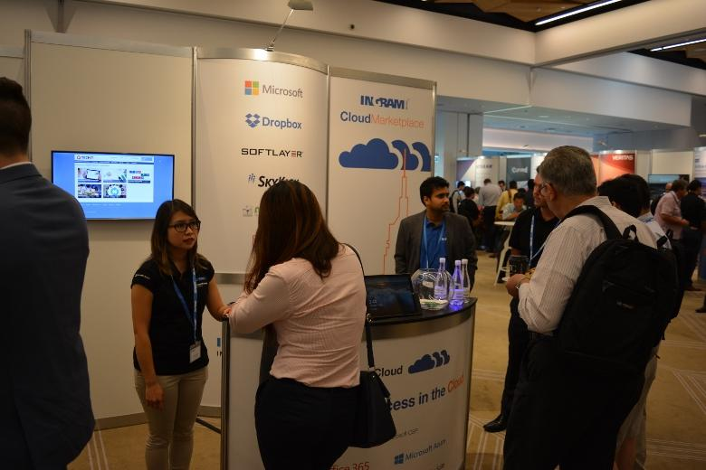 IN PICTURES: Ingram Micro brings Experience to Sydney channel (+21 photos)