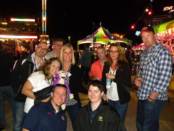 IN PICTURES: VMworld 2015 global party (+38 photos)