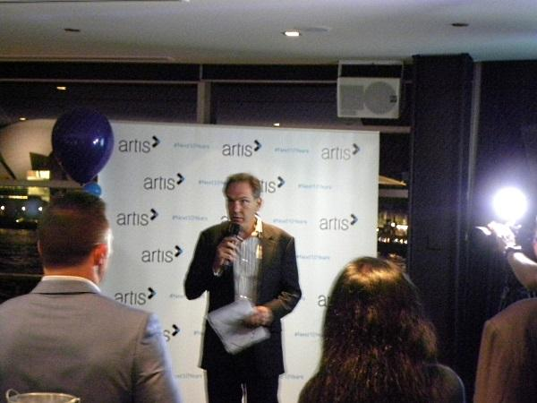 IN PICTURES: Artis Group celebrates its 10th year anniversary (+24 photos)