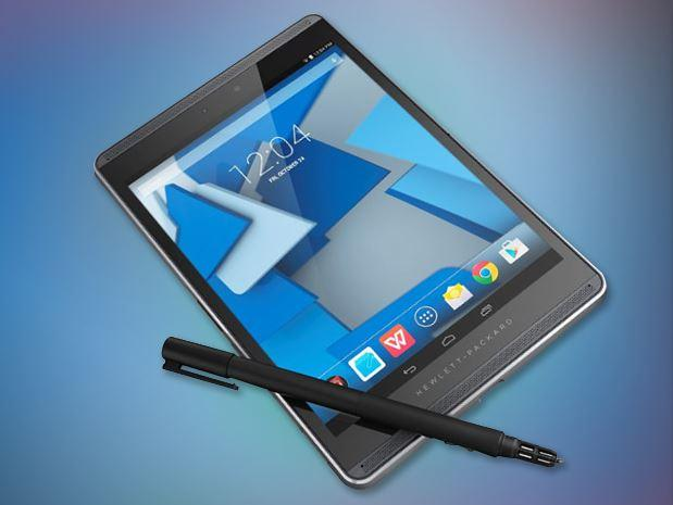 In Pictures: HP Pro Slate 8 features magic pen
