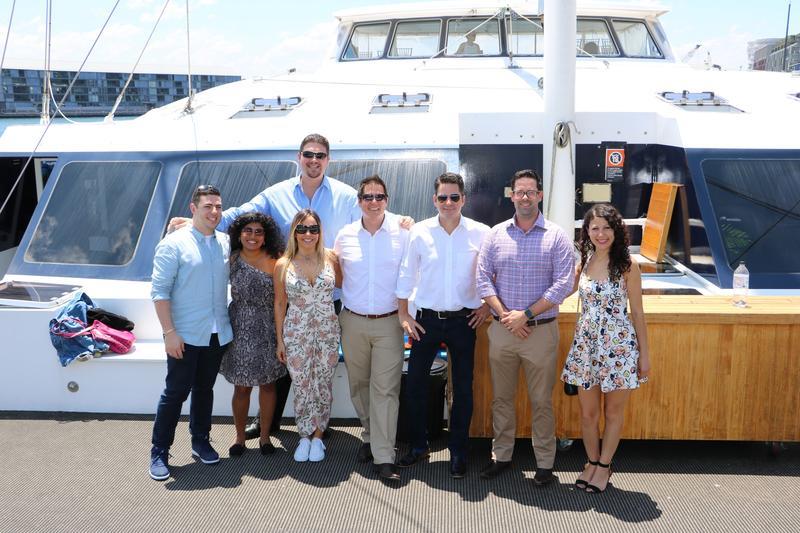 Nutanix treats channel partners to Christmas cruise