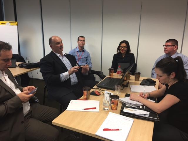 IN PICTURES: NEXTGEN and Oracle educate partners through Stan Slap workshop (+17 photos)