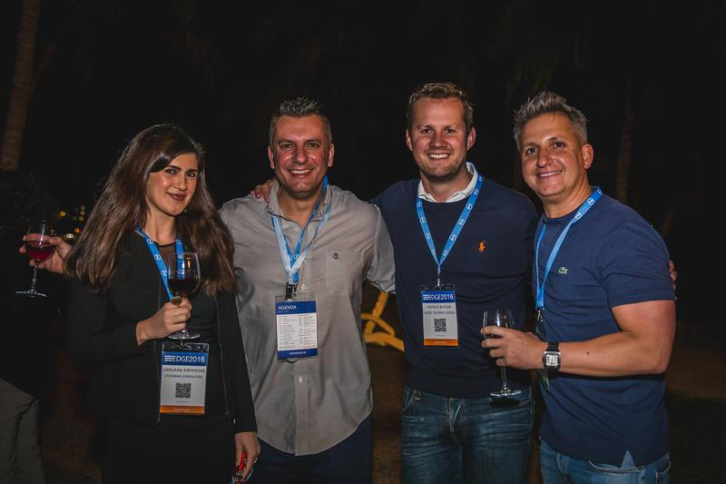 IN PICTURES: Channel comes together for EDGE 2016 welcome dinner