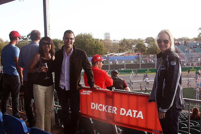 IN PICTURES: Dicker Data and HPE take partners to the Formula One (+12 photos)