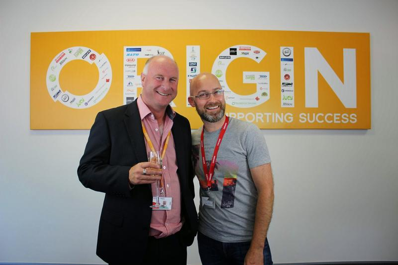 IN PICTURES: Origin IT opens new Auckland office
