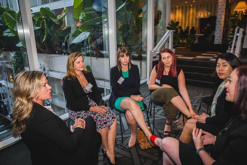 IN PICTURES: High potential individuals converge at ARN's Emerging Leaders forum - mentoring sessions pt 2 (+29 photos)