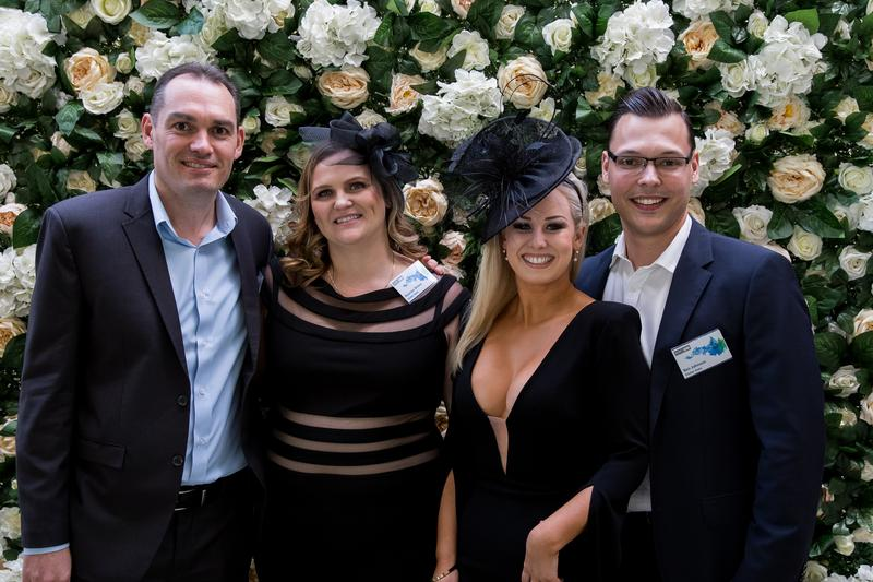 ​Channel cheers home Melbourne Cup winner at Dicker Data celebration