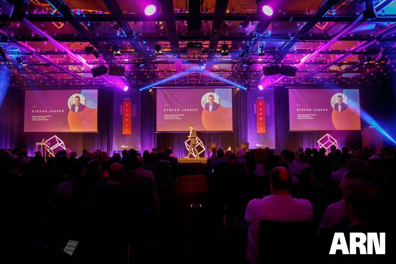 Inside the AWS Summit in Sydney