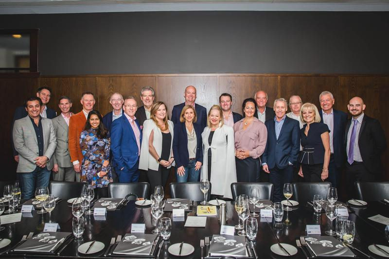 IN PICTURES: ARN's Hall of Fame inductees Lunch 2016