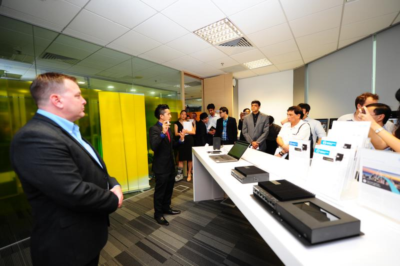 ​IN PICTURES: Dell and Intel open doors to Internet of Things potential