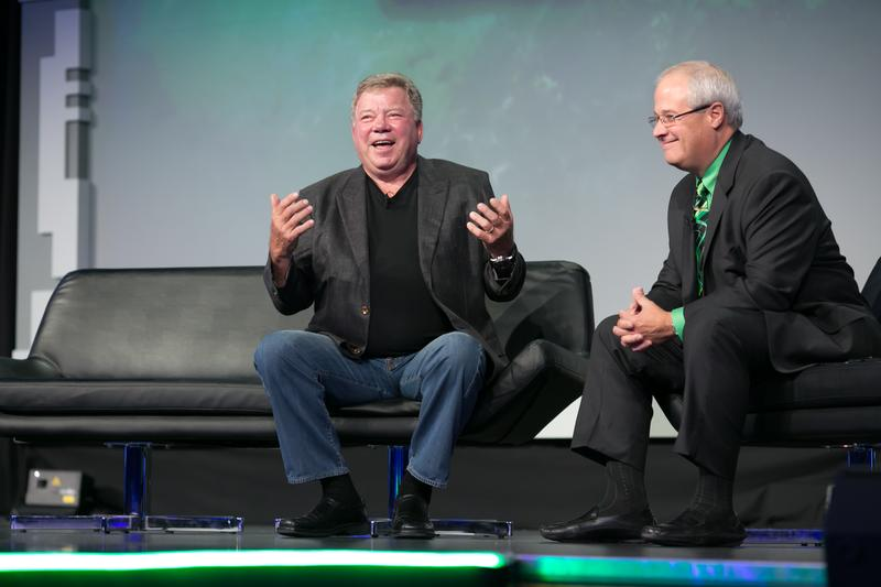 ​IN PICTURES: Best of the datacentre rest at VeeamON 2015 in Las Vegas