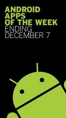 In Pictures: Android apps of the week ending December 9