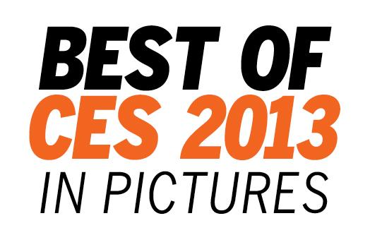 UPDATED (2) - In Pictures: Best of CES 2013