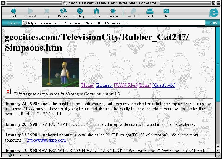 IN PICTURES: Top five forgotten websites from the dot-com era