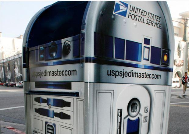 In Pictures: The world's coolest and geekiest mailboxes