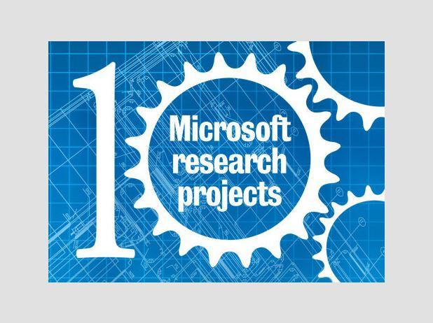 In Pictures: 10 Microsoft research projects