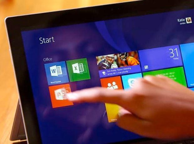 In Pictures: Microsoft Office 'lite' for touchscreens