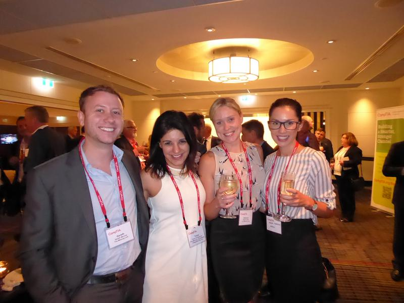 IN PICTURES: CompTIA Xmas party and A/NZ channel community meeting