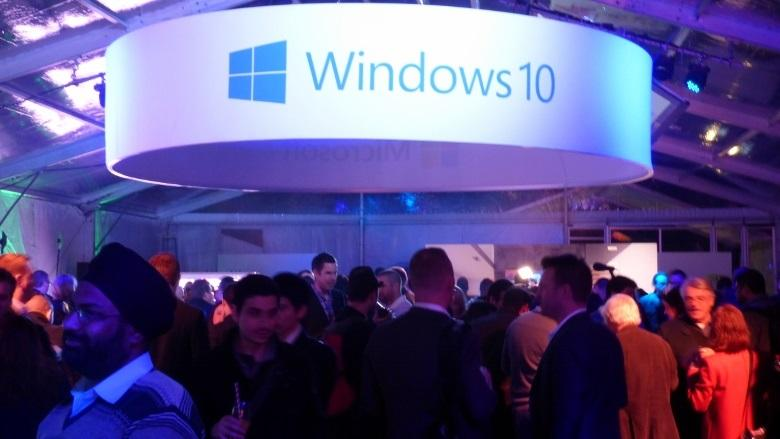 IN PICTURES: Windows 10 Sydney launch
