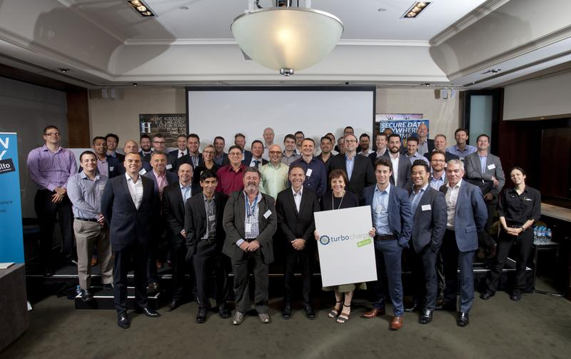 IN PICTURES: Palo Alto's Turbo Charge partner forum (+9 photos)