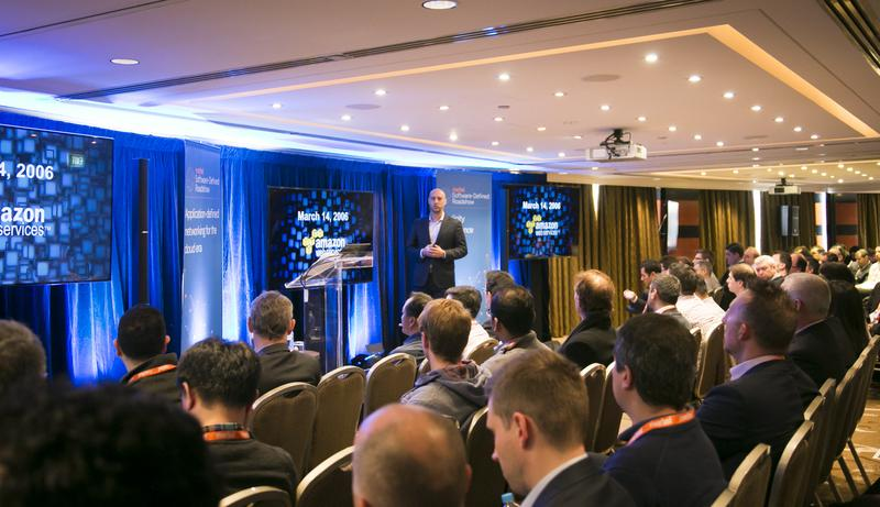 IN PICTURES: Riverbed Technology software-defined roadshow (+16 PHOTOS)