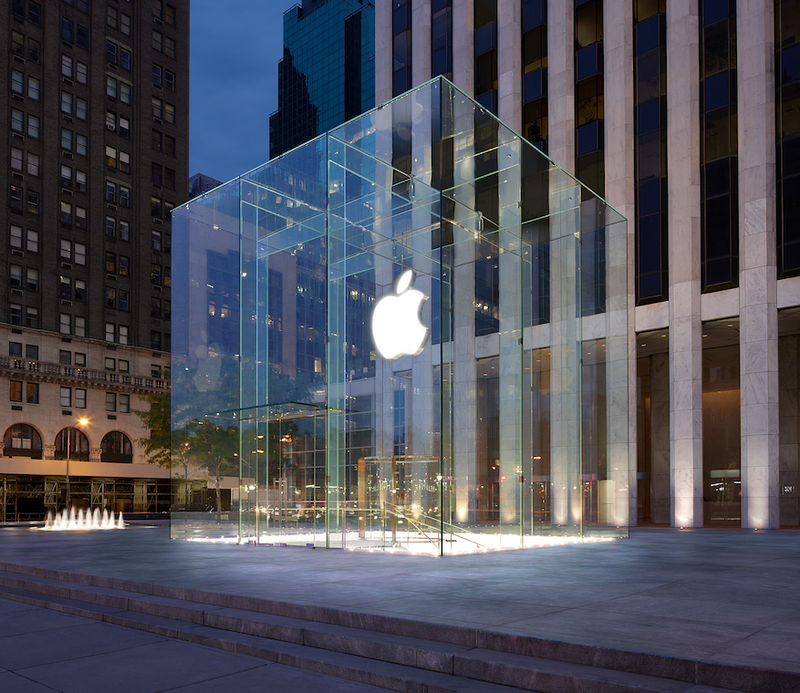 IN PICTURES: A closer look at Apple's most iconic stores