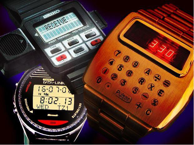 In Pictures: A visual history of the smartwatch
