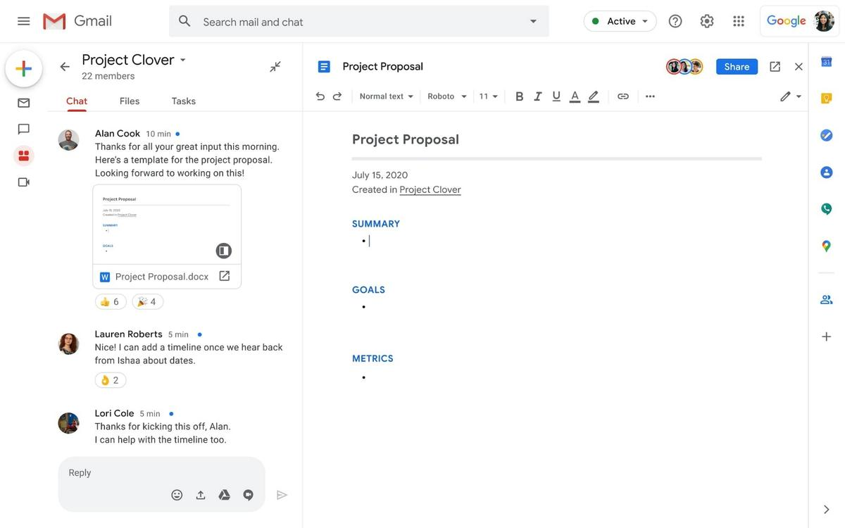 Gmail redesign brings changes ideal for the times